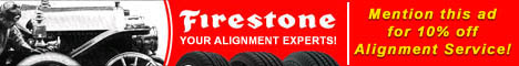 Firestone - Your Alignment Experts