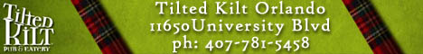 Tilted Kilt Pub & Eatery - University Blvd